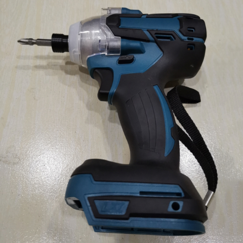 18V Wireless Electric Impact Wrench Rechargeable For Makita Battery LED Work Lights Maintenance Use Power Tools