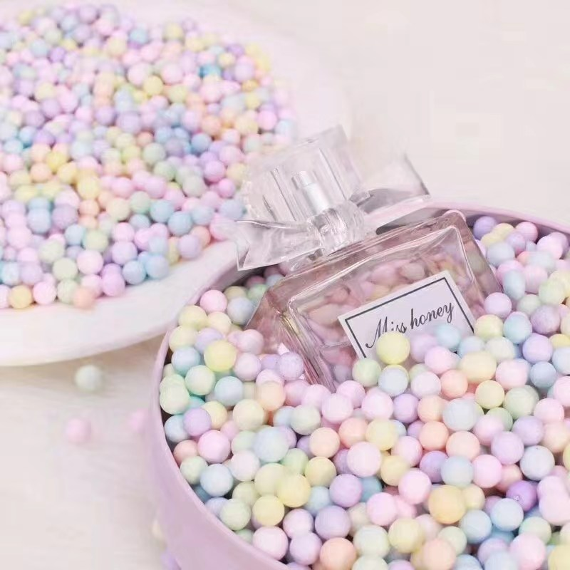 1pack Colorful Foam Balls Gift Box Bottle DIY Small Tiny Foam Beads Ballon Foam Filler Party Wedding Decoration