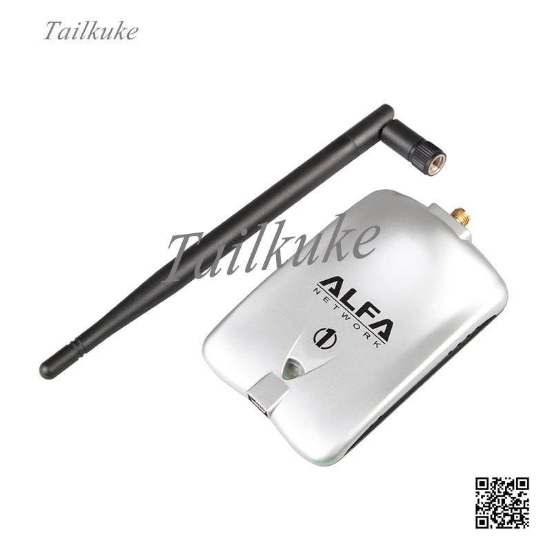 AWUS036NH Kali Network Card Cdlinux Ubuntu Drive-free USB Wireless Penetration Network Card(China)