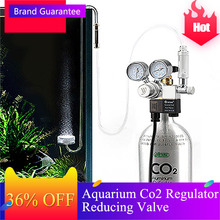 Aquarium Co2 Regulator Multi-Size Interface Co2 Reducing Valve Co2 Diffus For Aquarium Check Valve Aquarium цена в Москве и Питере