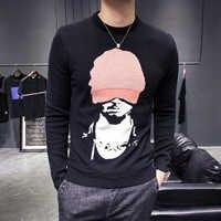 Pull Homme Blusa Masculina Männlichen Pullover Trui Heren 2019 Neue Winter Pullover Pullover Herren Strick Pullover Erkek Kazak M-3XL
