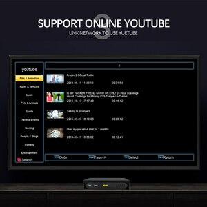 Image 5 - Vmade européen c line HD DVB S2 M5 lnb récepteur satellite complet 1080P espagnol portugais arabe TV box avec USB Wifi réception