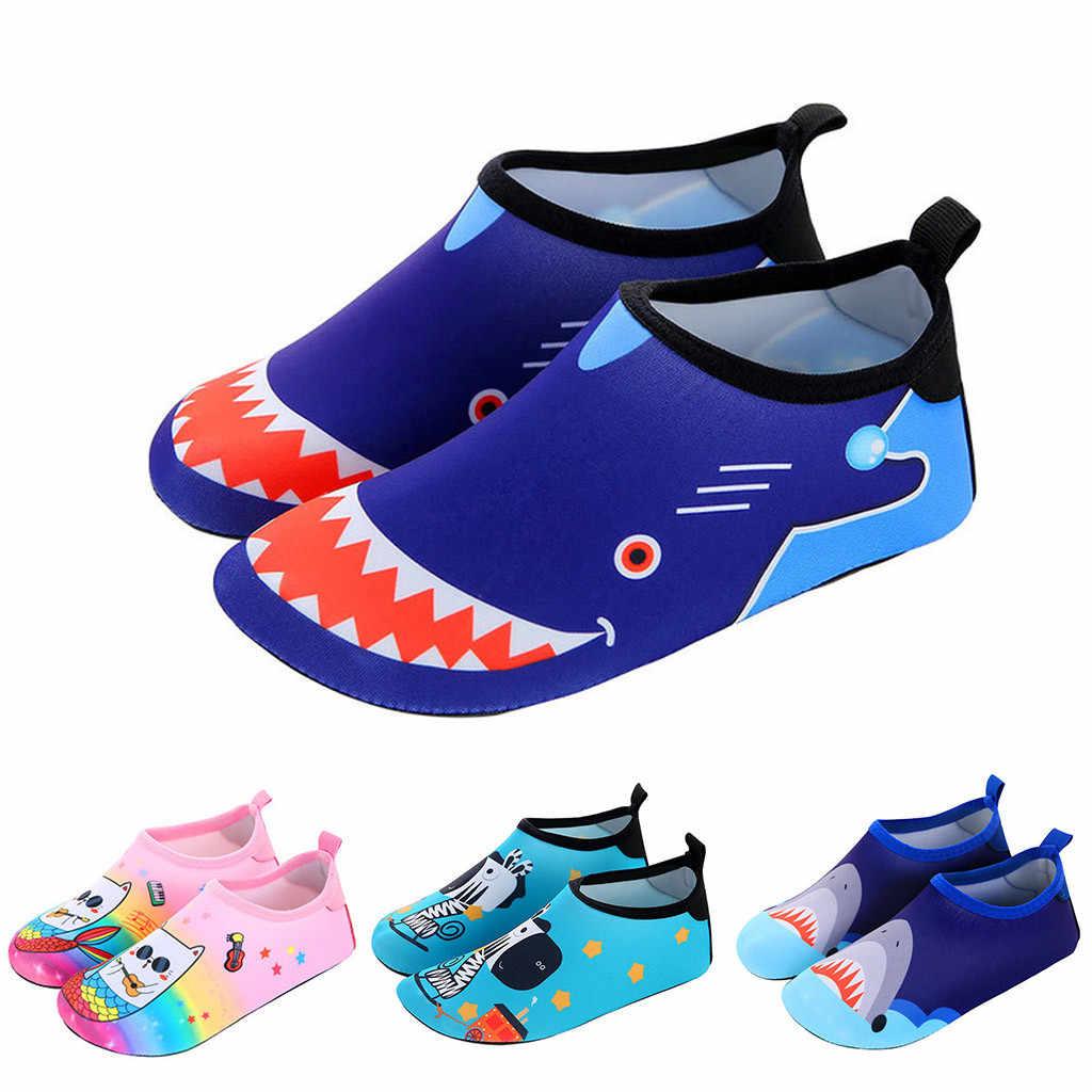Toddler Kids Swim Water Shoes Baby