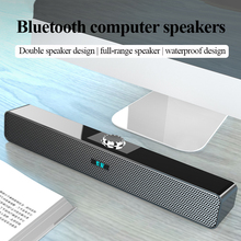 3D Surround Bluetooth 5.0 Soundbar USB Wired Computer Speakers Stereo Subwoofer Sound bar Loudspeaker for Laptop PC Theater TV