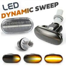 Led Dynamic Side Marker Turn Signal Light Sequential Blinker Light For HONDA Prelude CRX S2000 Integra Fit Del Sol Acura Civic