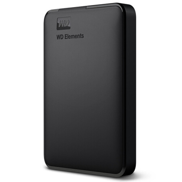 "Original!!! 5TB Western Digital WD Elements Hard Drive Hard Disk HDD 2.5"" 5T HDD USB 3.0 Portable External Hard Disk 5"