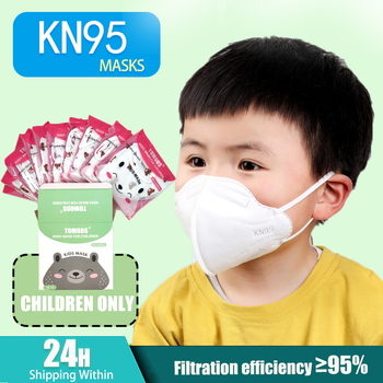 1-9 stare dziecko FFP2 Mascarillas KN95 dzieci maska chłopcy dziewczęta maska ochronna na twarz Respirator hiszpania 10 dni szybka dostawa tanie i dobre opinie KIUZOU Chin kontynentalnych Personal Jeden raz Non-woven 10PCS BOX EN 149-2001 + A1-2009 10-200 PCS Maski
