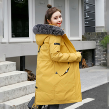 2020 New design Winter Jacket Women Cotton Padded Korean Style female coat