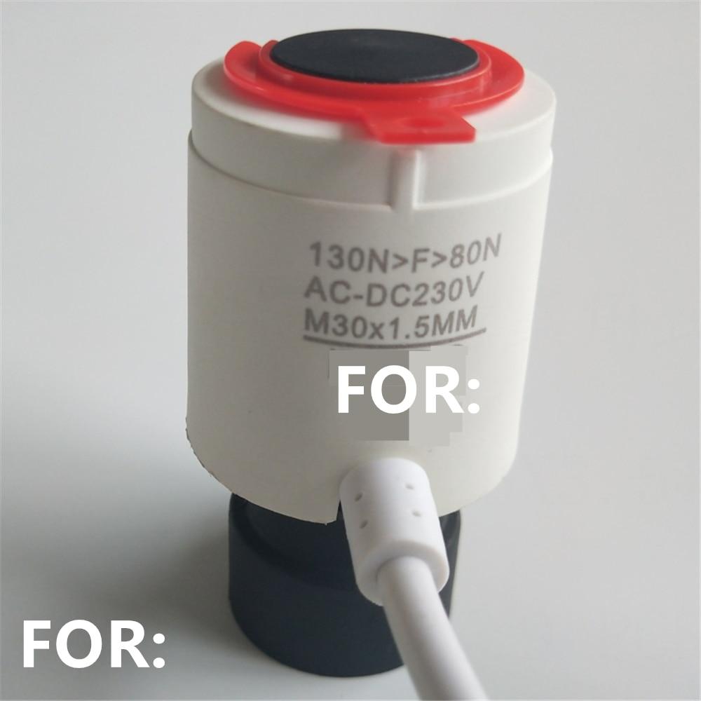 Floor Heating Water Heater Electric Heating Actuator Floor Heating Actuator Water Separator Special Solenoid Valve