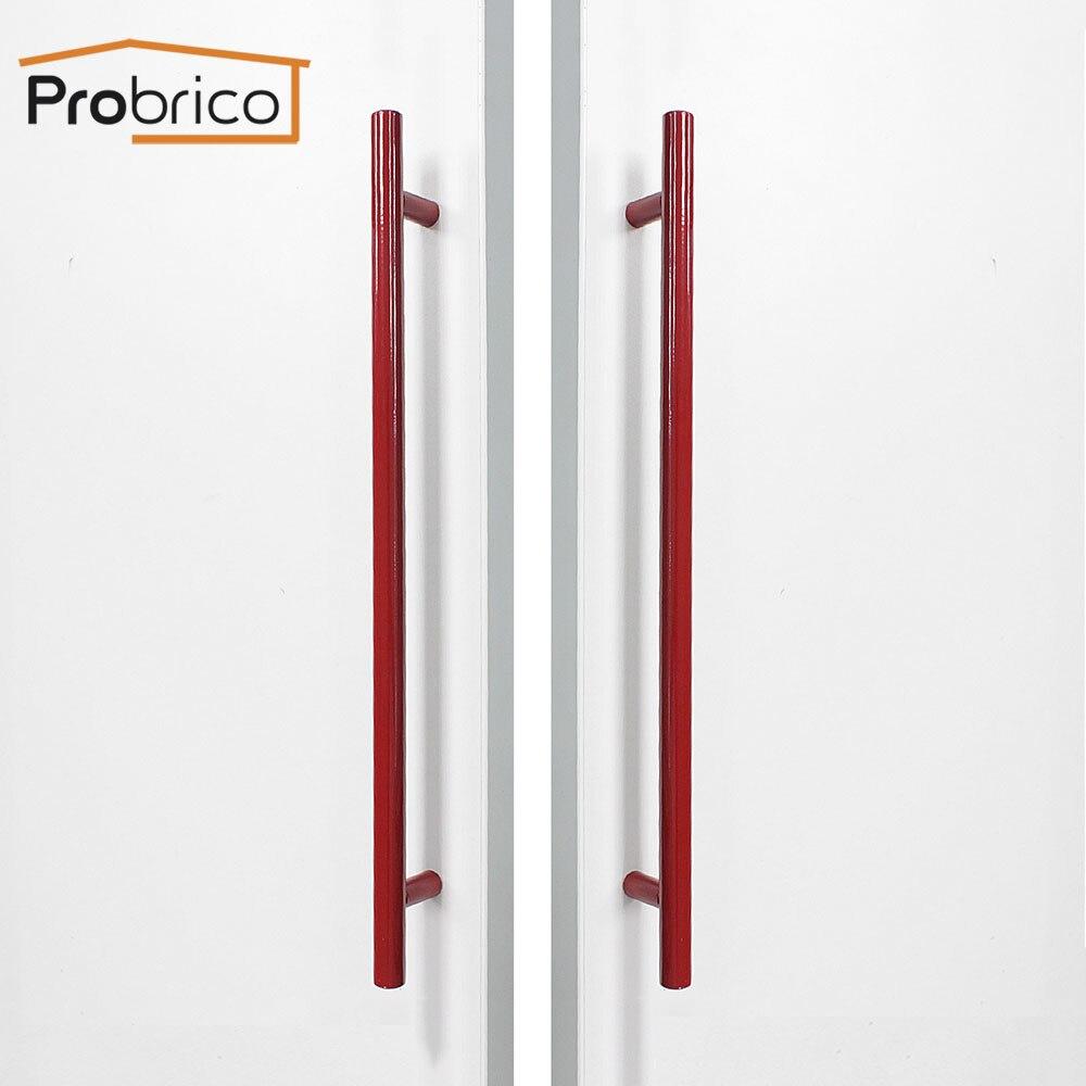 Keyhole Bar Stainless Steel Effect Kitchen Cupboard Cabinet Drawer Door Handles