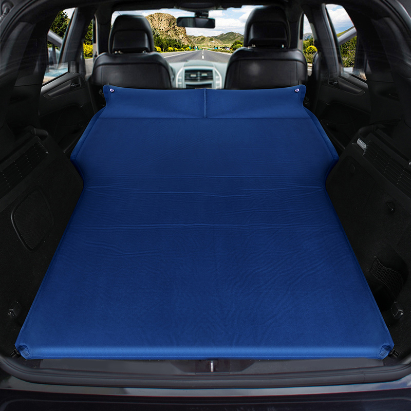 cheapest Automatic Air Mattress  Suv Car bed Camping Air Mattress Auto Sleeping Cusion Blow Up Bed Inflatable Travel Mattress Raised