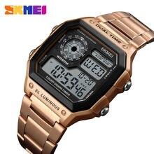 Часы наручные skmei мужские/женские цифровые спортивные водонепроницаемые