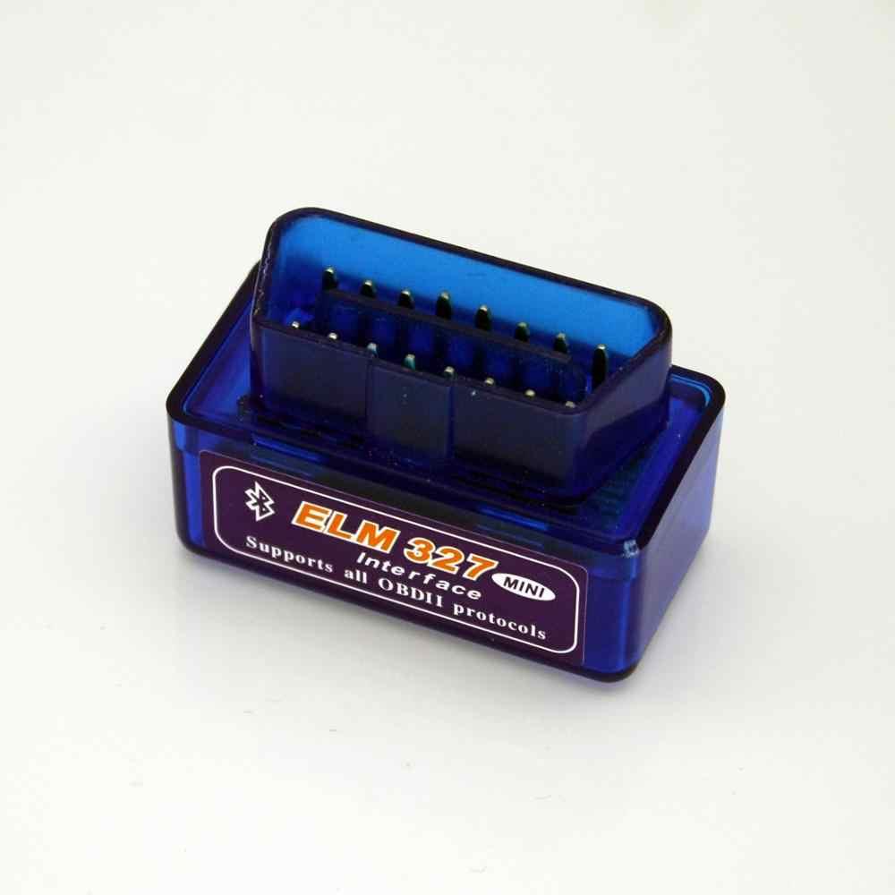 Nowy ELM327 USB ELM 327 OBD2/OBDII V1.5 automatyczny interfejs diagnostyczny kod skanera czytnik