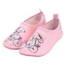 Quick-drying Soft Skin Care Kids Shoes Cartoon Baby Toddler