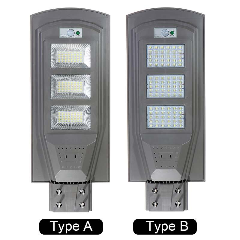30W 60W LED Solar Street Light PIR Motion Sensor Light Outdoor Garden Wall Lamp For Park Garden Courtyard Street Walkway Pathway