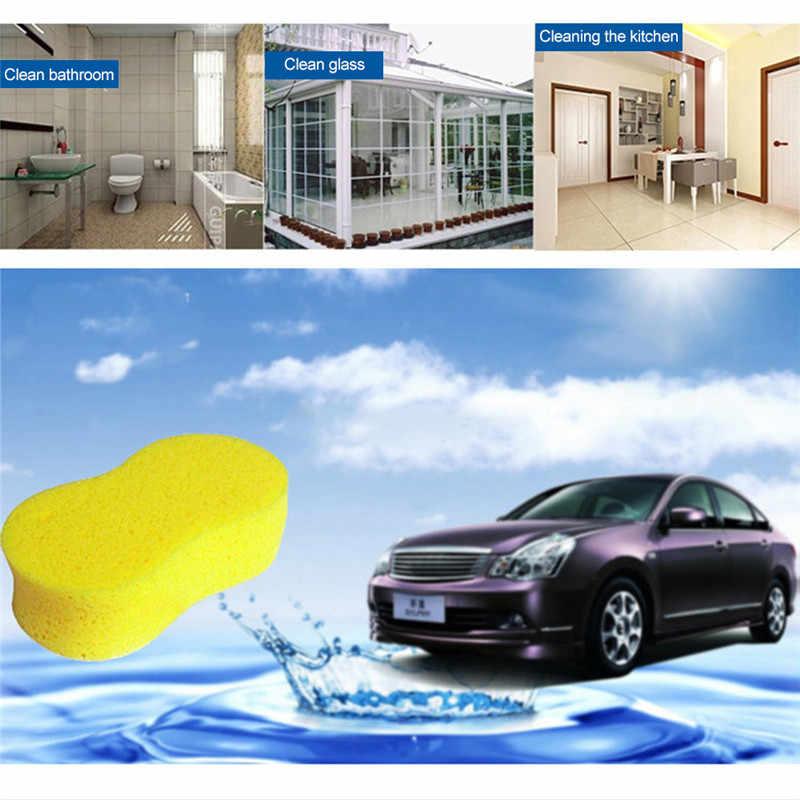 Auto Accessoires Auto Schoonmaakproducten Schuim Water Absorptie Decontaminatie Wasstraat Waxen Spons Super Absorberende Capaciteit