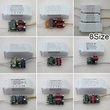 Lámpara de techo con controlador LED, transformador de fuente de alimentación de corriente constante de 24-36W/36-48W/36-50W, 230mA, AC176-265V