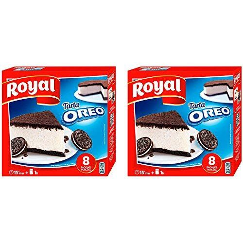 Royal Oreo Cake Mix 215 Gr. - [Pack 2]
