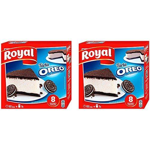 Royal Oreo Cake Mix 215 Gr. - [Pack 2]
