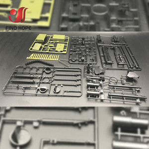 Image 2 - 1:6 Scale Browning M2 MACHINE GUN Model Military US Army Assembly Toy for Action Figure Accesssories