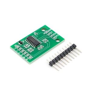 Image 2 - Freies Verschiffen 20PCS HX711 modul wiegen sensor 24 ad modul drucksensor