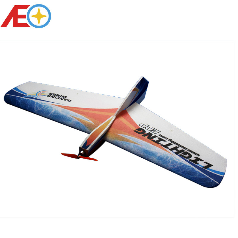 Free Shipping EPP Airplane Model RC Airplane Foam Airplane Plane Lighting 1060mm Wingspan image