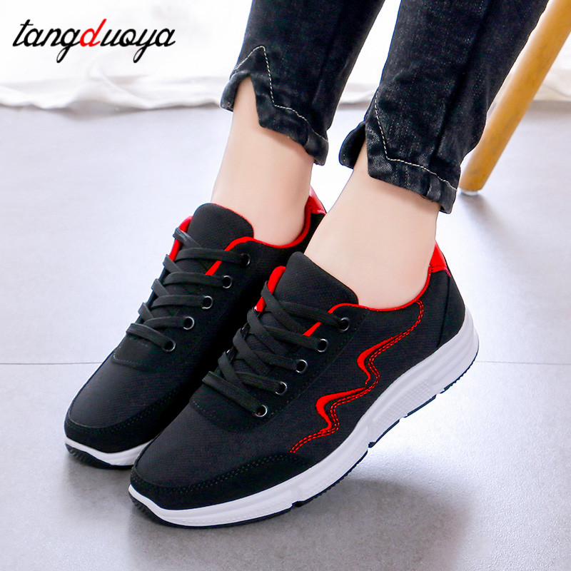 Sport Shoes Woman Air Cushion Running Shoes For Women Flats Sneakers Women Jogging Shoes Trainers Zapatos De Mujer