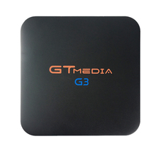 лучшая цена Gtmedia G3 Android 7.1.2 Amlogic S905X 2Gb/16Gb Tv Box 2.4G/5G Wifi Bluetooth 4.0 Lan Hdm Set Up Tv Box(Eu Plug)