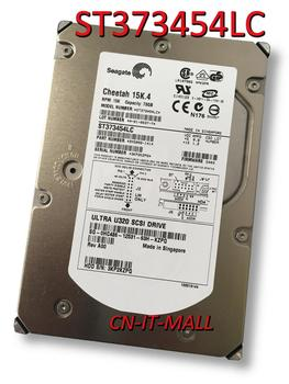 "Seagate Cheetah 15K.4 ST373454LC 74GB 15000 RPM 8MB Cache SCSI Ultra320 80pin 3.5"" Hard Drive"