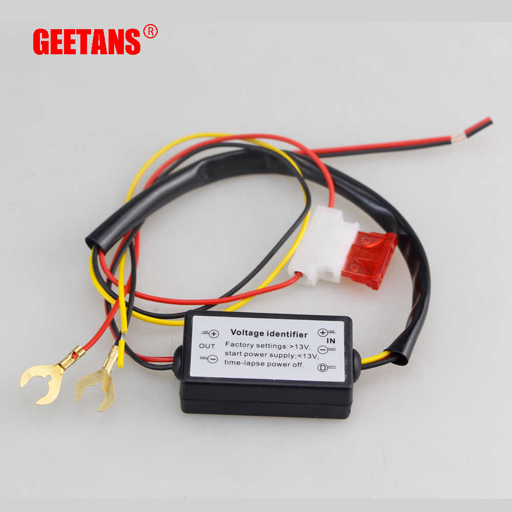 1Pcs DRL Controller Auto Mobil LED Siang Hari Berjalan Lampu Controller Relay Harness Dimmer On/Off 12-18V Kabut Light Controller Menjadi