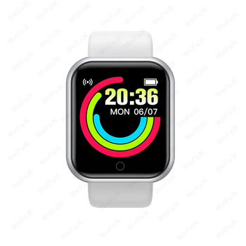 IWO Series W26 SE Smart Watch 6 Men Women Smartwatch Sports Fitness Bracelet For Xiaomi iPhone Band Watches Bluetooth Device Electronics Smart Electronics Smart Watches W26 SE Xiaomi Color: Y68-White Size: With Original Box