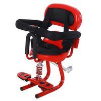 Elektrische Motorfiets Kinderen Seat Sub Front Baby Baby Kids Electromobile Fiets Veilig Demping Seat op