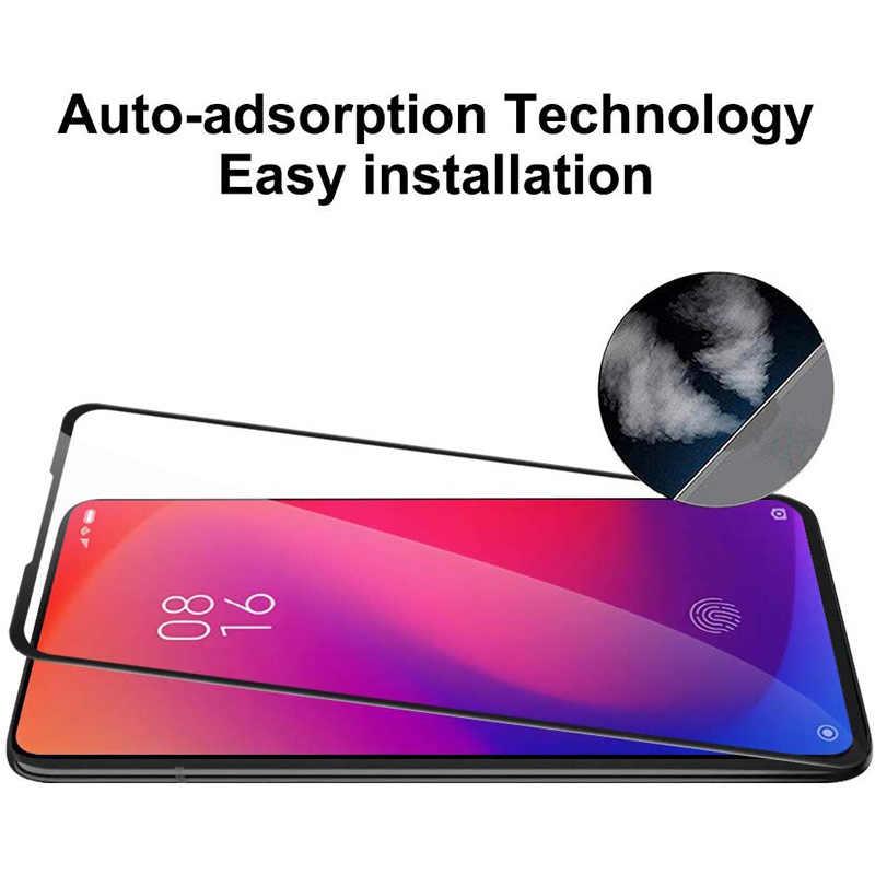 2 حزمة 9D التغطية HD واضح زجاج واقي ل الأحمر mi K20 برو الزجاج المقسى على ل شياو mi mi 9T برو واقي للشاشة