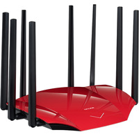 TP LINK AC2600M Full Gigabit Wireless Router WiFi Home High Speed Wall Wang TL WDR8690|Fiber Optic Equipments| |  -