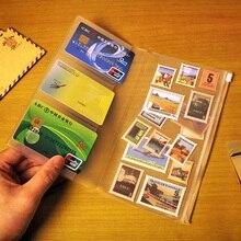 Аксессуар для ноутбука путешественника, ПВХ чехол и держатель для карт, коллекционные Чехлы для журналов Folios notebook