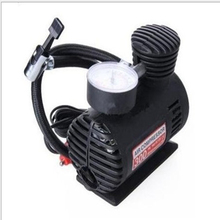 цена на New 300PSI C300 12V Mini Air Compressor Auto Car Electric Tire Air Inflator Pump 300PSI C300 12V Mini Air Compressor Auto Car
