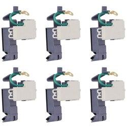 6 sztuk pokrowiec na pralkę przełącznik 8318084 dla Whirlpool Kenmore Roper WP8318084 ER8318084