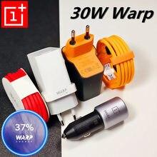 Oneplus carregador 30w origianl warp carregador adaptador de energia da ue eua 1m 1.5m 2m usb tipo c cabo para oneplus 8 pro 7 7t pro