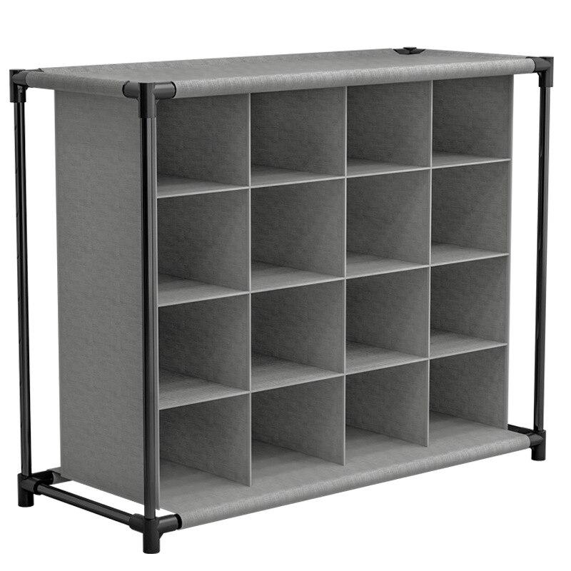 Image 5 - Shoe Rack Storage Cabinet Stand Shoe Organizer Shelf for Shoes Home Furniture Meuble Chaussure Zapatero Mueble Schoenenrek MebleShoe Cabinets   - AliExpress