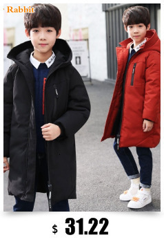 Heae21fff84954bc18764efe252699a5bJ 2019 New Russia Baby costume rompers Clothes cold Winter Boy Girl Garment Thicken Warm Comfortable Pure Cotton coat jacket kids