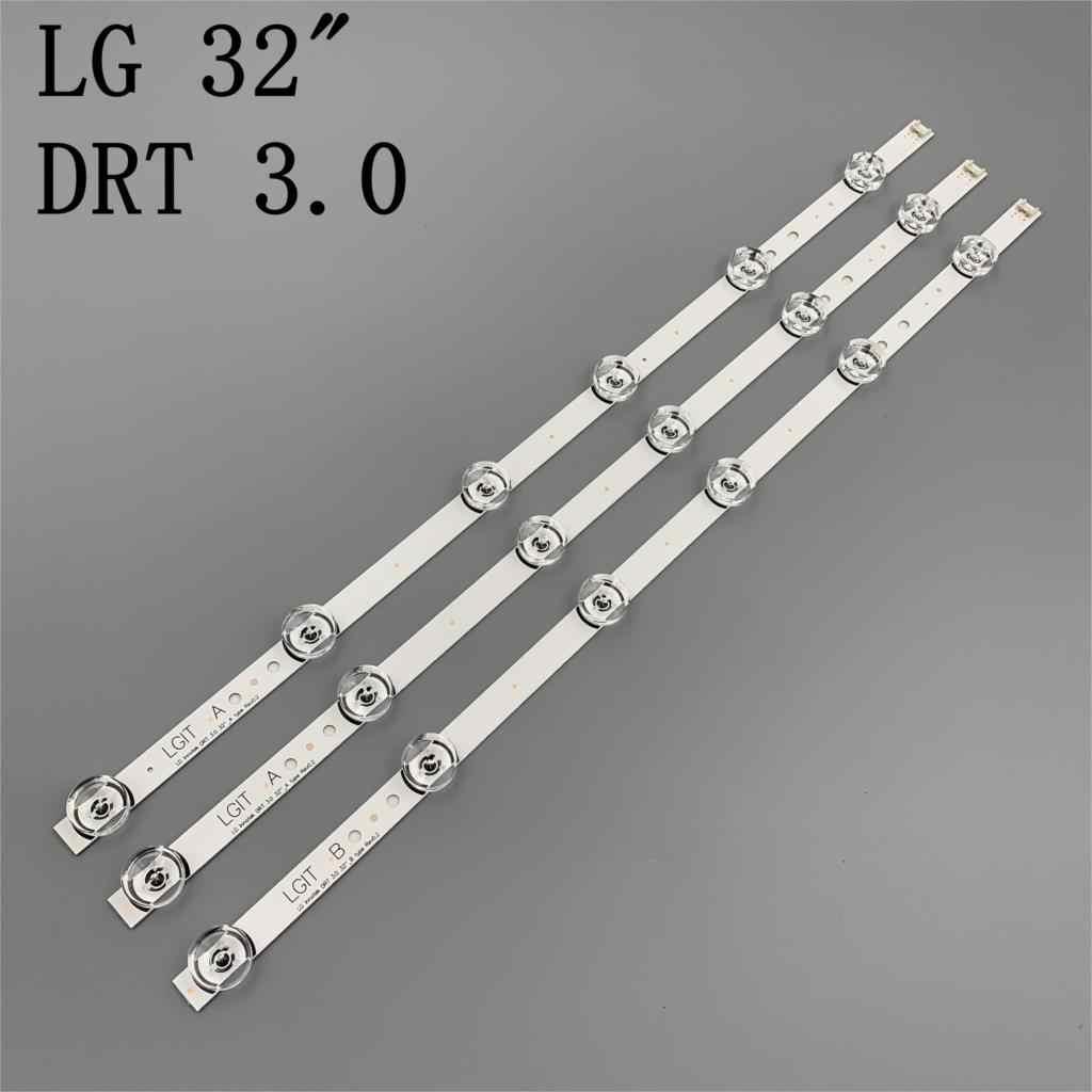 """LED תאורה אחורית עבור LG 32 """"טלוויזיה 32LB572V 6916l-1974A 32LB580V 32LB650V 32LB652V 32LB653V 32LF550 innotek DRT3.0 32 אינץ"""