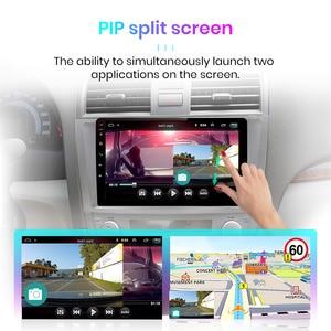 Image 5 - Junsun V1 Android 10 2G + 32G DSP araba radyo multimedya Video oynatıcı navigasyon GPS 2 din Toyota camry 40 50 2007 2008 hiçbir dvd