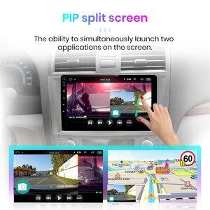 Image 5 - Junsun V1 Android 10 2G 32G DSP autoradio Multimedia lettore Video navigazione GPS 2 din per Toyota Camry 40 50 2007 2008 no dvd