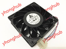 Free Shipping For DELTA FFB1248EHE, -4B77 DC 48V 0.75A, 120x120x38mm 3-wire 80mm Server Square Cooling Fan free shipping for adda aa1282ub at ac 220 240v 0 17 0 13a 50 50hz 2 piece 120x120x38mm server square cooling fan free shipping