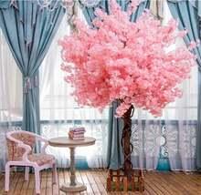 Искусственные цветы вишни «сделай сам» свод свадебное украшение