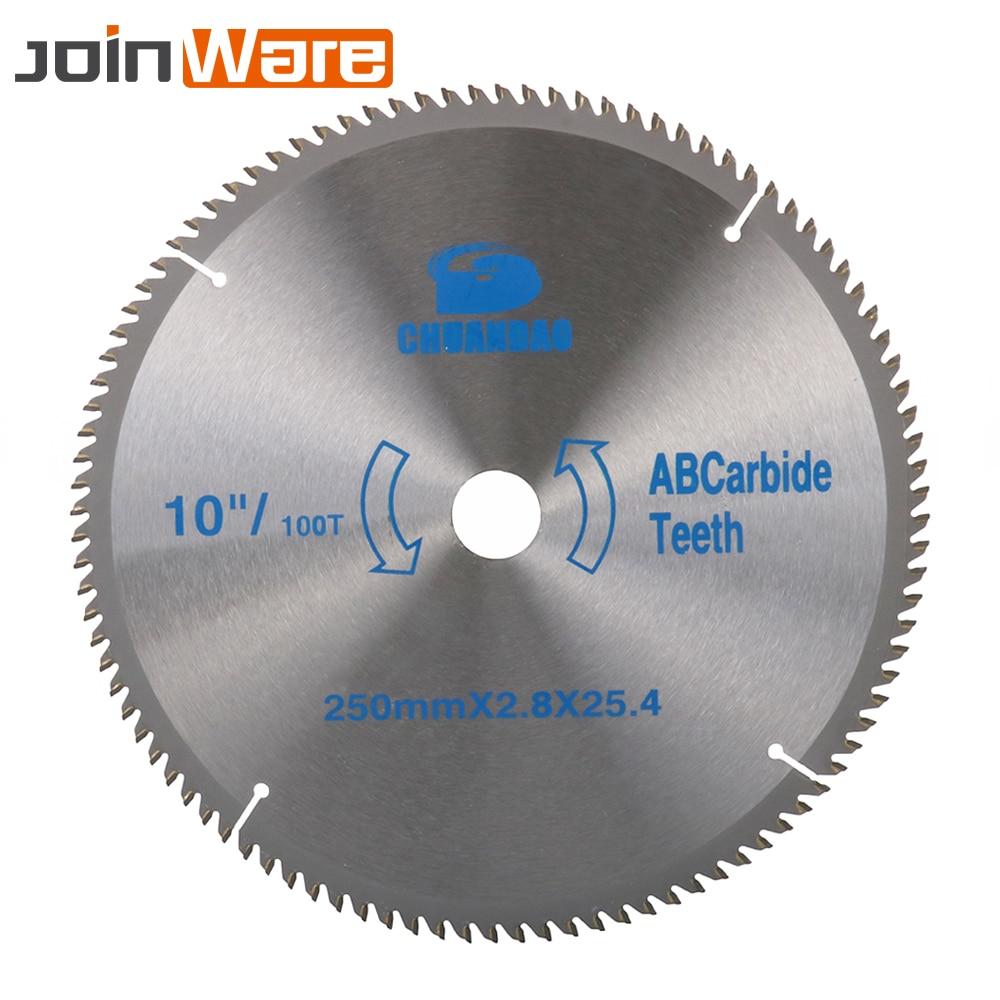 "4"" - 14"" Saw Blade Circular Wood Cutting Disc Carbide Blade Disc Power Tool Cutting For Wood 40T/60T/80T/100T/120T"
