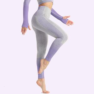 Image 4 - LAISIYI Delle Donne Delle Ghette di Stampa Digitale Workout Leggings A Vita Alta Push Up Leggins Mujer Fitness Ghette Delle Donne Pantaloni
