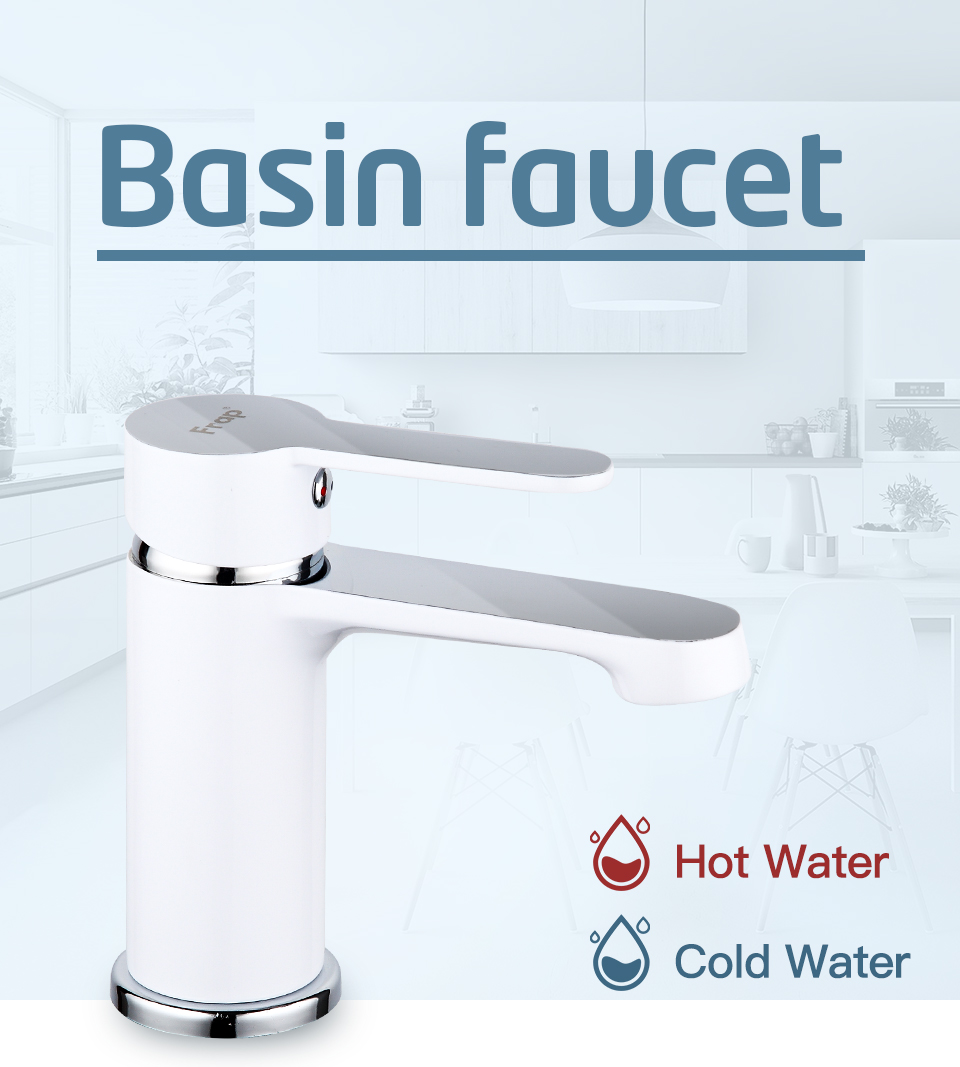 Heae5aa4e832e44458c67fa6a71b80f71T Frap Modern White Basin Faucet Bathroom Brass Sink Tap Deck Mounted Wash Faucets Mixer Water Taps Torneira Para Banheiro F1041