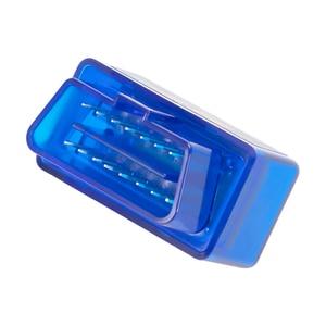 Image 5 - Mini ELM327 V2.1 OBD2 OBDII Bluetooth Interface Car Auto Diagnostic Interface Scanner Diagnostic Tool Code Reader Scan Tool