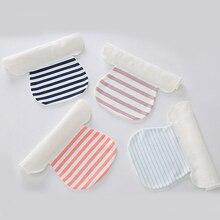 Детское Полосатое впитывающее полотенце высокого качества, мягкое Марлевое впитывающее полотенце, детское влажное дышащее полотенце, уход за новорожденным